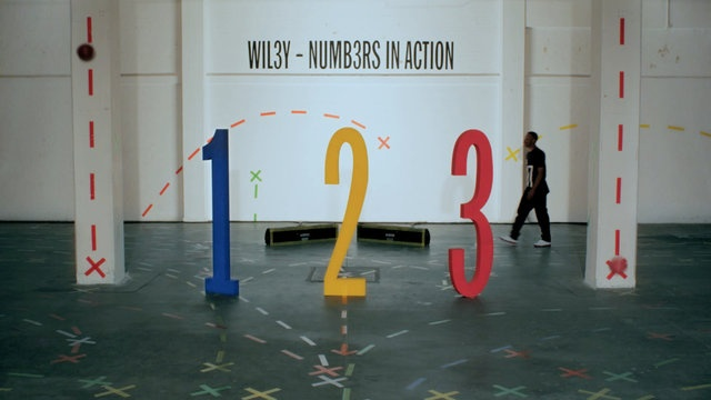 Wiley - Numbers in Action by Us. Best Urban Video - MVAs 2011 (Winner)