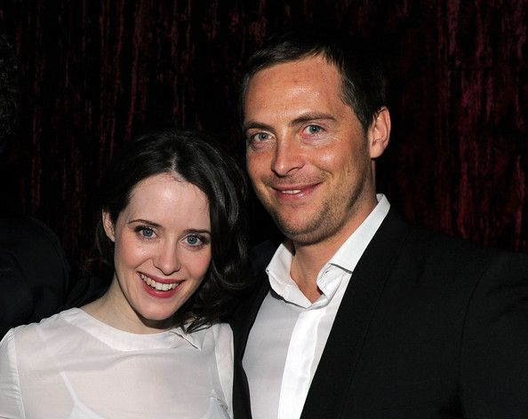 """Stephen Campbell Moore Claire Foy Photos - Actors Claire Foy (L) and Stephen Campbell Moore attend the after party for Relativity Media's premiere of """"Season of the Witch"""" at Landmark on the Park on January 4, 2011 in New York City. - Relativity Media's Premiere of """"Season of the Witch"""" - After Party"""