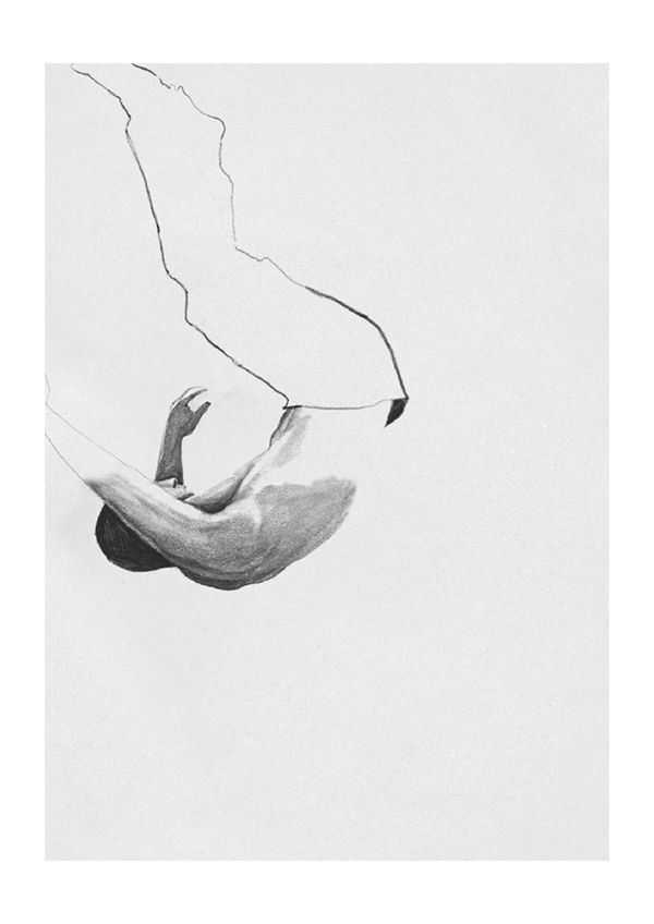 Judith van den Hoek #illustration #drawing