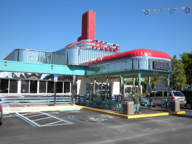 Mels-diner Mel's Drive-ins