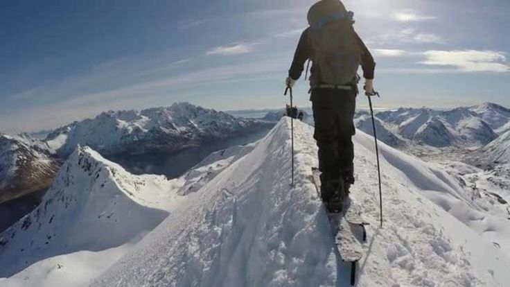 Lofoten Split og Toppturfæst 2016 #hattvikalodge