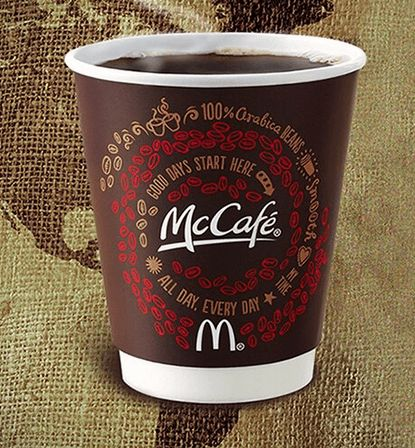 FREE McDonalds McCafe Small Coffee - Canada Only - Brought to you by www.Freebies4MeBeez.com - The Best source of FREE STUFF, free samples and deals!