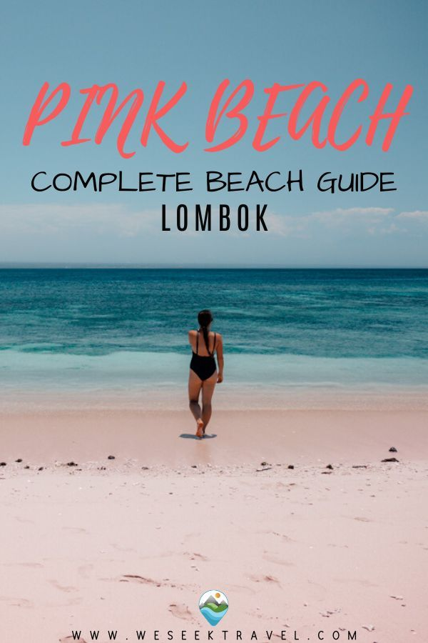 PINK BEACH LOMBOK – COMPLETE BEACH GUIDE #LOMBO…