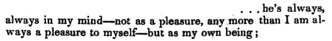 Emily Brontë, Wuthering Heights