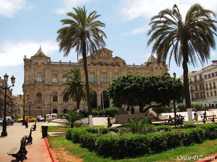 #oran hotel de ville, #Algerie
