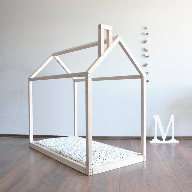 best 25 unique bed frames ideas on pinterest pallet. Black Bedroom Furniture Sets. Home Design Ideas
