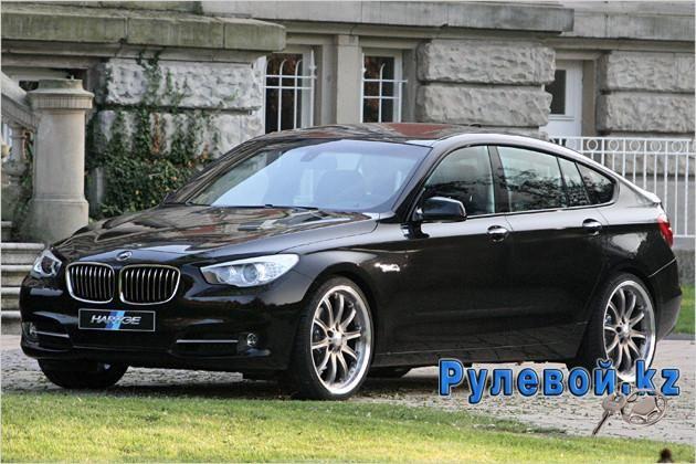 BMW 5 GT от HARTGE