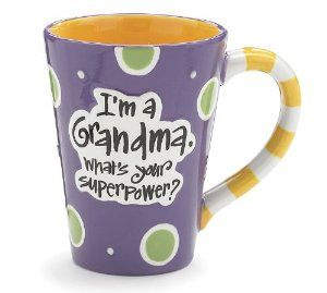 Red Green Yellow Grandma Mug http://theceramicchefknives.com/ceramic-mugs-variety/ 60th Birthday mug, 7 Piece 15-Ounce Mug Tree Set with 6 Assorted Colors, Adorable Ladybug Coffee Mug Inexpensive Gift Item, Cappuccino Mug, Cappuccino-Cup, Ceramic Day of the Dead Sugar Skull Coffee Mugs,