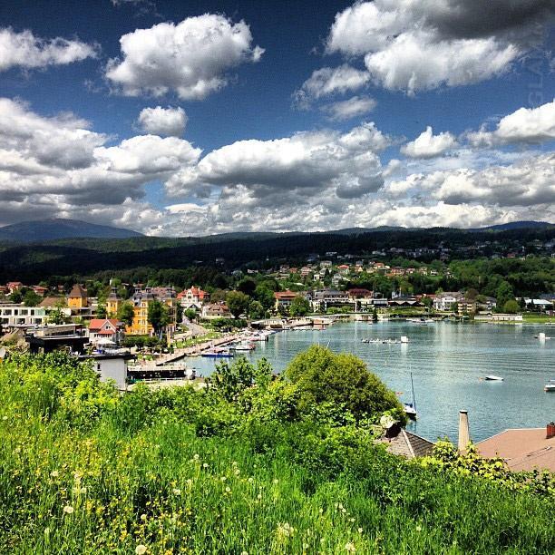 Austria – First impressions of Schlosshotel Velden ...