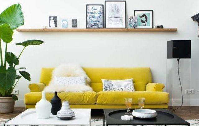 El frío llegó! 5 ideas para hacer tu salón más cálido