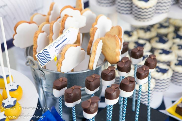 #Aeroplane #candytable #Baptism In #Rhodes #WeddingPlanner #Greece #GoldenAppleWeddings #eventplaner