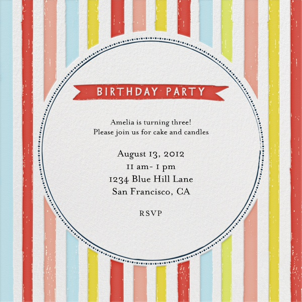 21 best Ms 1st birthday images on Pinterest Paperless post