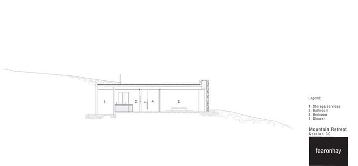 Gallery of Mountain Retreat / Fearon Hay Architects - 12