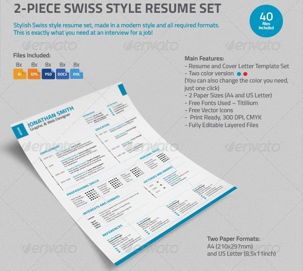 44 best images about Resumes on Pinterest | Cover letters ...