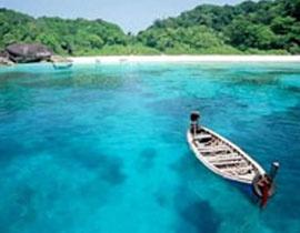 Moyo Island, Sumbawa, Indonesia.