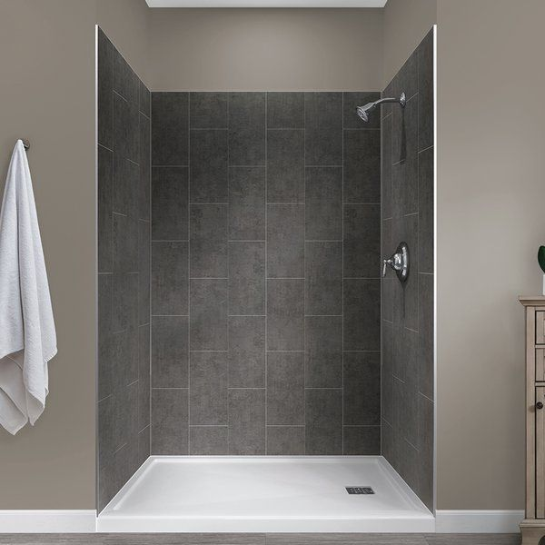 Jetcoat 78 X 48 X 34 Five Panel Shower Wall Shower Wall