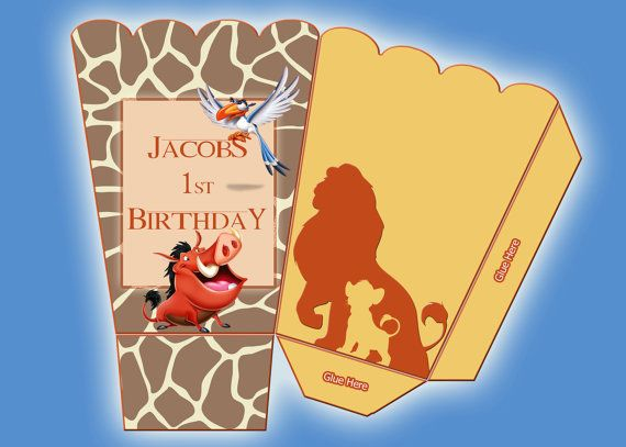 38 best Lion King Baby Shower images on Pinterest | Baby ...