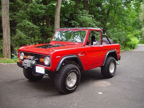 1000+ images about Early Bronco on Pinterest   Ford bronco ...