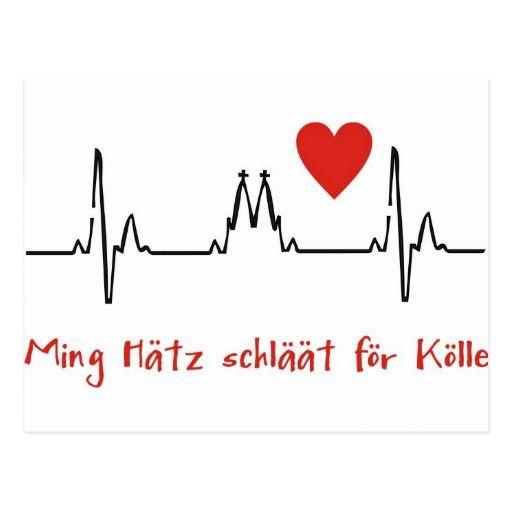 Köln Postkarte