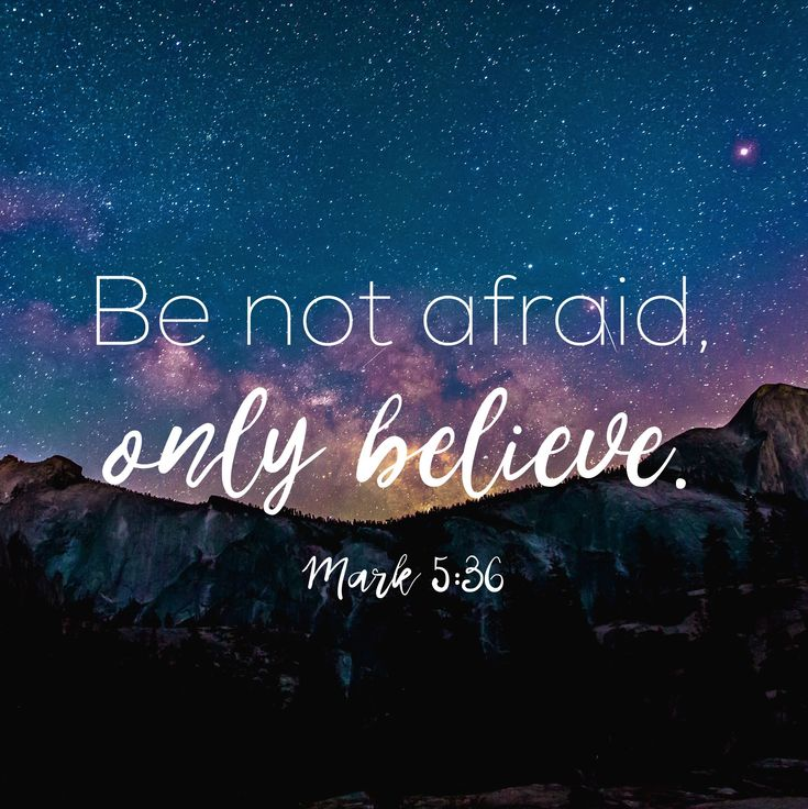 Lds Quotes Iphone Wallpaper Be Not Afraid Only Believe Mark 5 36 Ldsliving Com