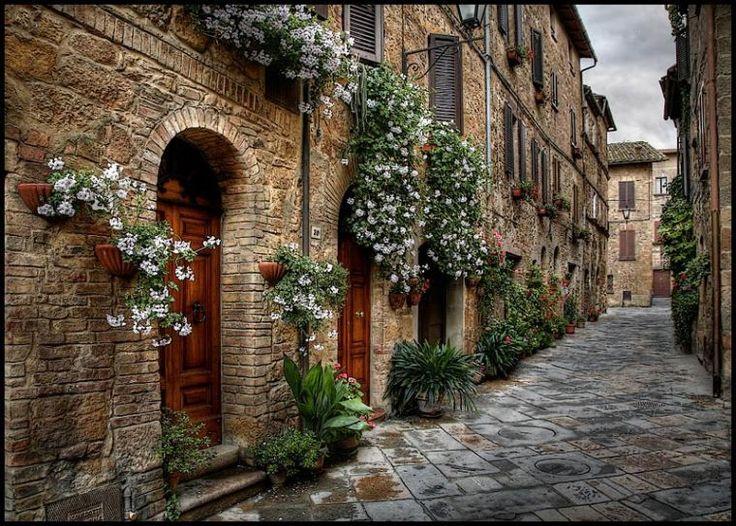 La Toscana, un lugar para perderse                              …