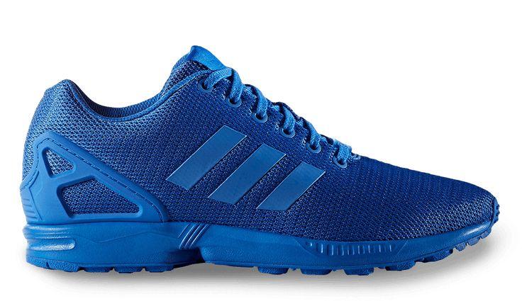 ZX Flux Shoes | Blue/Blue/Bold Blue | 94,95 €