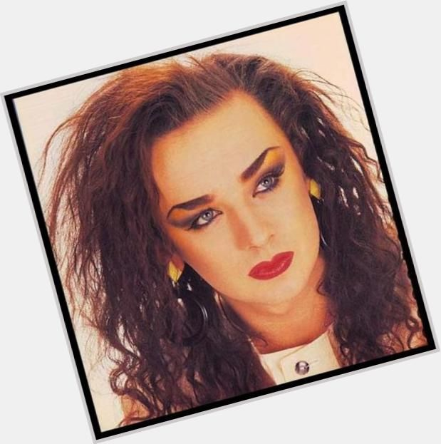 Image result for boy george 80's
