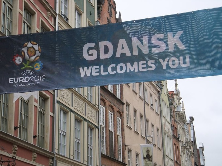 #Gdansk welcomes you! :)