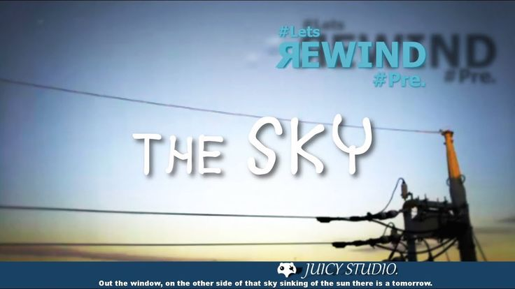 【 Relax 】 The SKY. - I saw an umbrella / Asrawill【 Timelapse 】 #LetsRewind