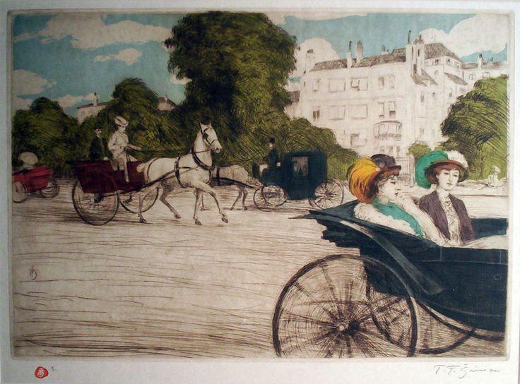 Tavik František Šimon -hyde-park-in-london-1904-supersize.