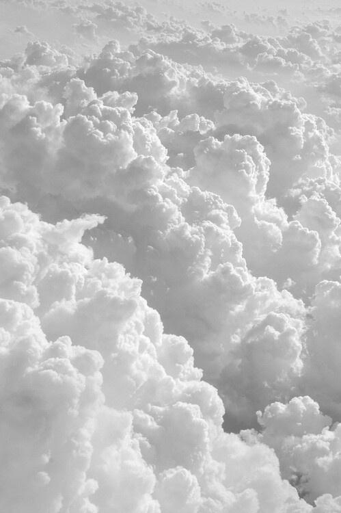 Nubes de algodón.