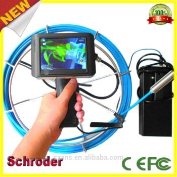 portable endoscopy camera Endoscopes system underwater video camera for boat inspection