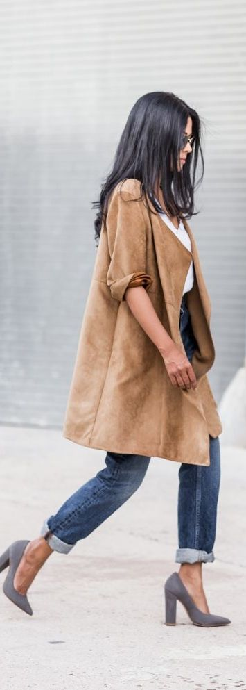 FASHION FIX: Suede for Spring!