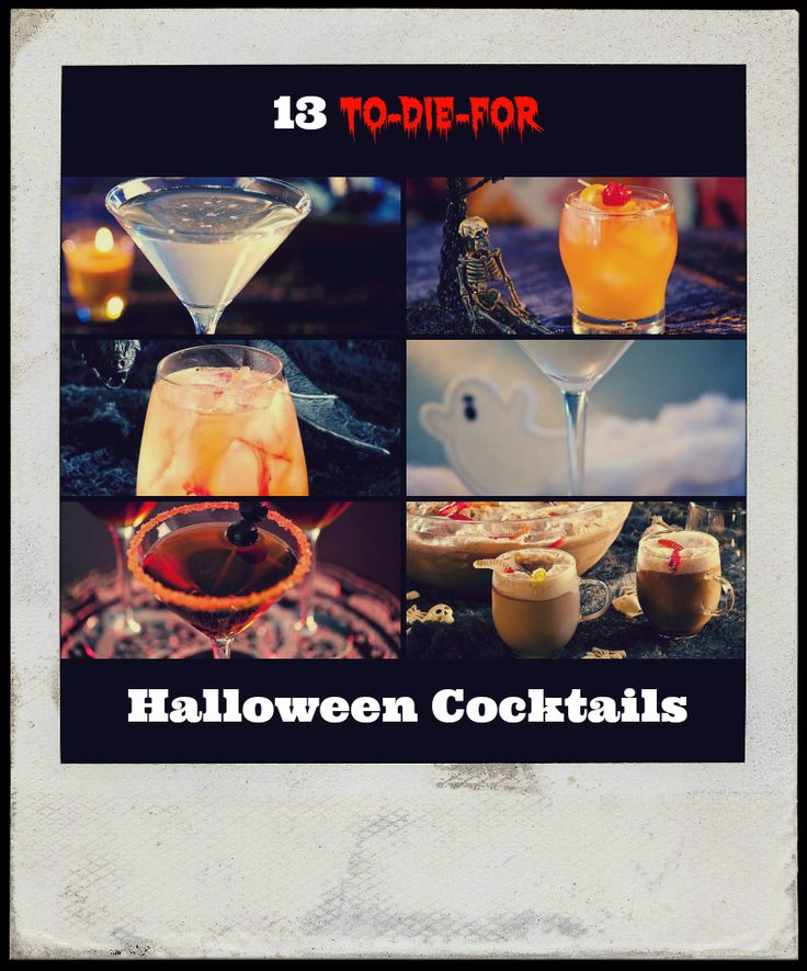 27 halloween cocktail recipes to die for cocktails and halloween. Black Bedroom Furniture Sets. Home Design Ideas