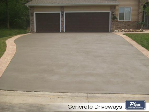 83 best Concrete Driveways images on Pinterest   Concrete driveways ...