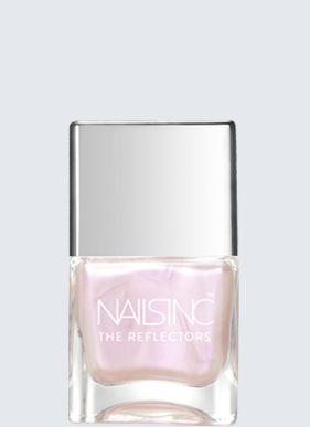 Nails Inc Primrose Street | Three harmonies are  light catching shades to make you swoon, The Reflectors range of nail polishes are available for a limited time only.