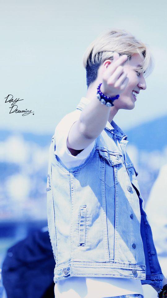 Young Hyun (Random) Lockscreen || (Do Not Edit)   -Don't crop/edit the logo!