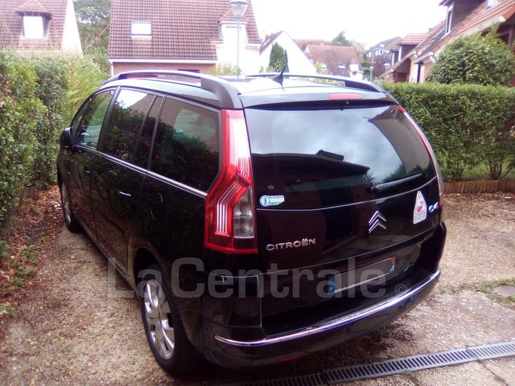 CITROEN GRAND C4 PICASSO 1.6 HDI 110 FAP COLLECTION 2009 Diesel occasion - Yvelines 78