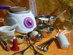 Matériel de laboratoire cosmétique Aroma-Zone