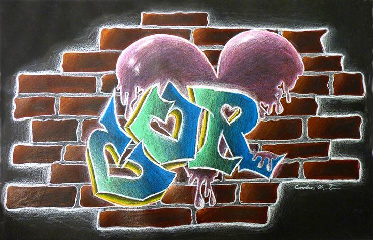 Graffiti tags project
