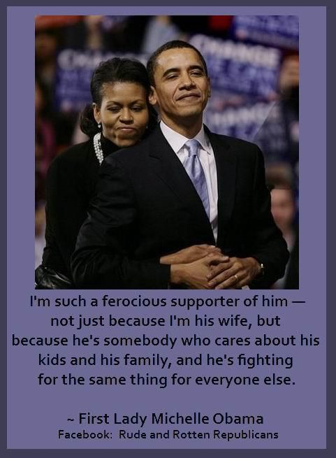 i personally have a great respect for him and her...they actually seem to enjoy each other...