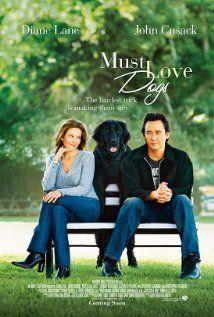 Must Love Dogs: Diane Lane, Movie Posters, Romantic Movie, Preschool Teacher, Good Movie, Dogs 2005, John Cusack, Favorite Movie, Dogs Movie