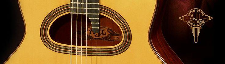 AJL Guitars | Maccaferri-style models