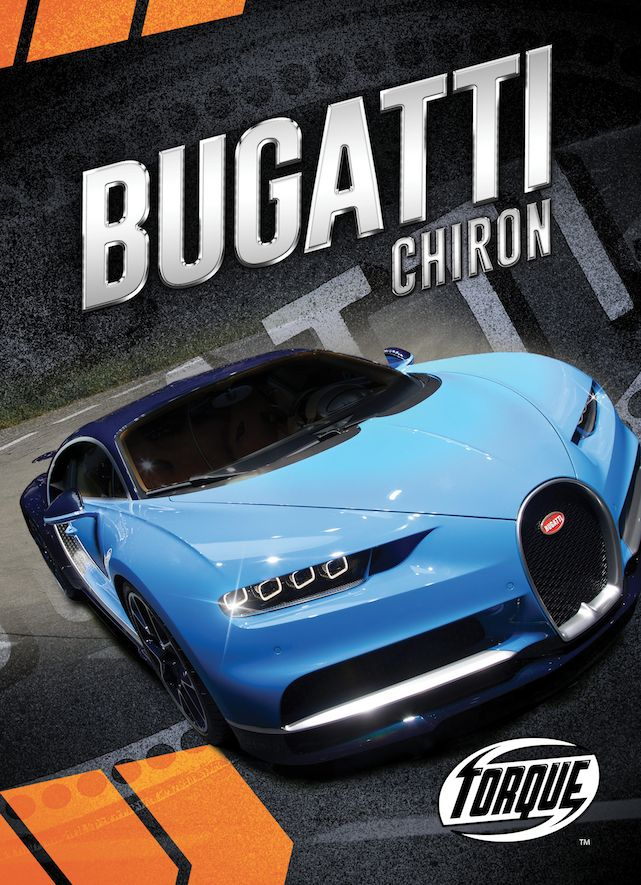 The Bugatti Chiron is one of the fastest street-legal cars around! Drivers need a special key to push this car to its top speed of over 250 miles per hour. Young readers will speed through exhilarating facts and sleek photos in this title about the Bugatti Chiron.