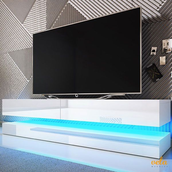 22 Muebles tv modernos baratos