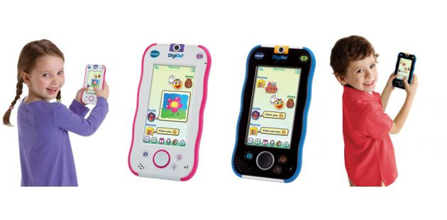 Netmums Competition - Win with VTech DigiGo