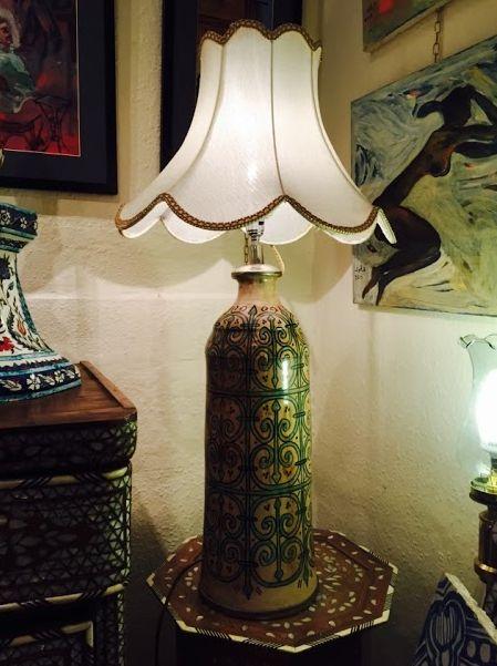 Shop online www.artiquea.co.uk #light #design #handcraft #handpaint #homedecor #MiddleEast
