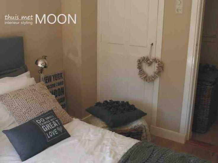 Stoere slaapkamer   Interieur Inspiratie