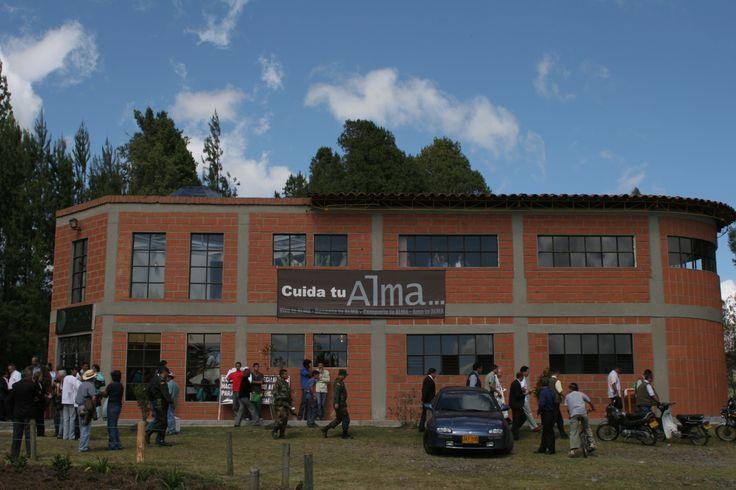 14-Inauguración Sede Sonsón. 2006