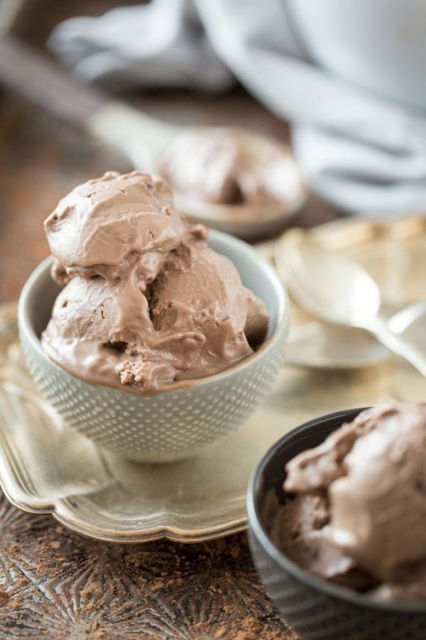Want the creamy deliciousness of ice cream without all the calories? Then you want to try these frozen yogurt recipes!